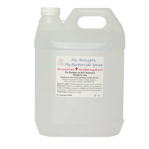 Hy-Barbercide Spray 4L
